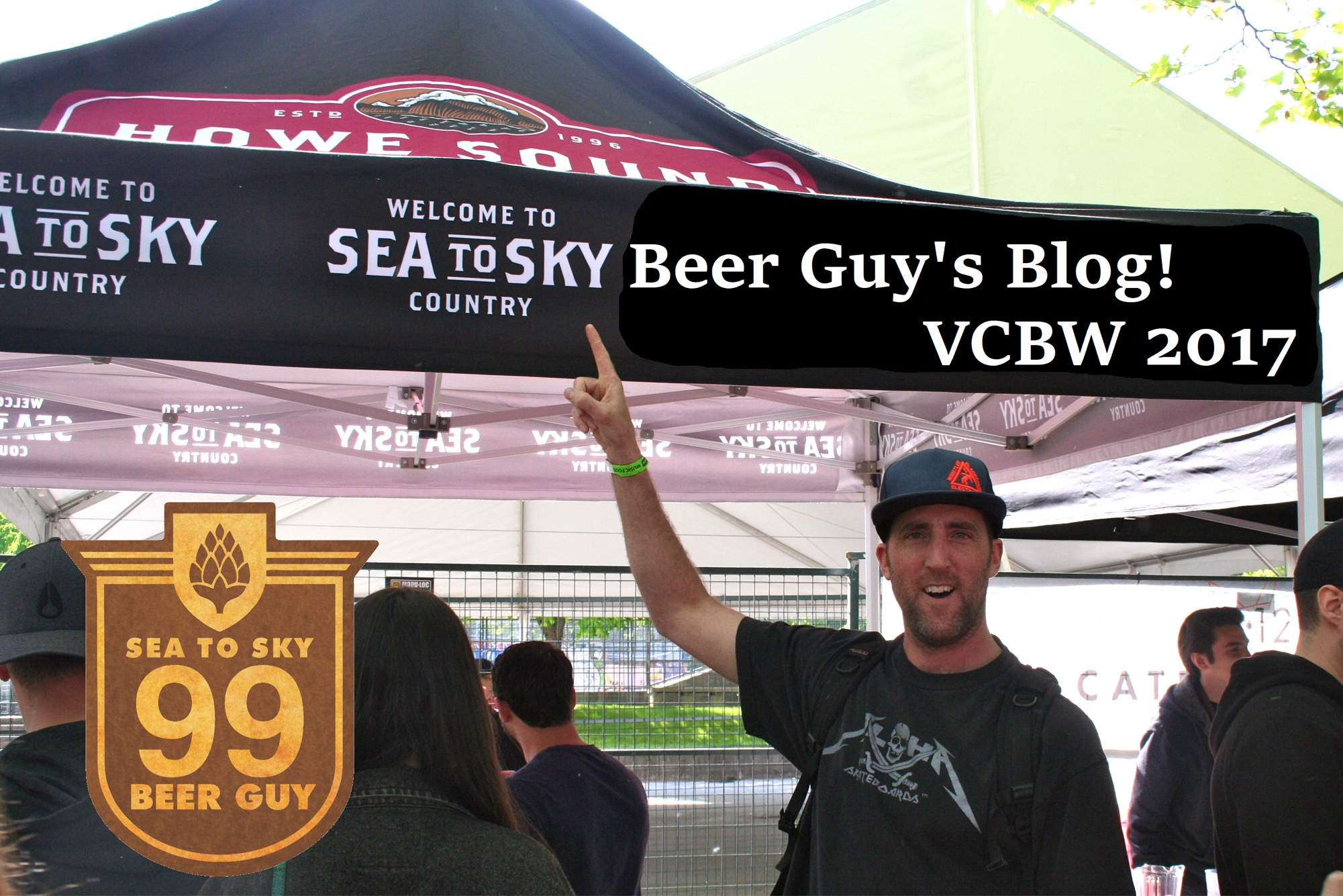 On Vancouver Craft Beer Week and the Festival Itself…