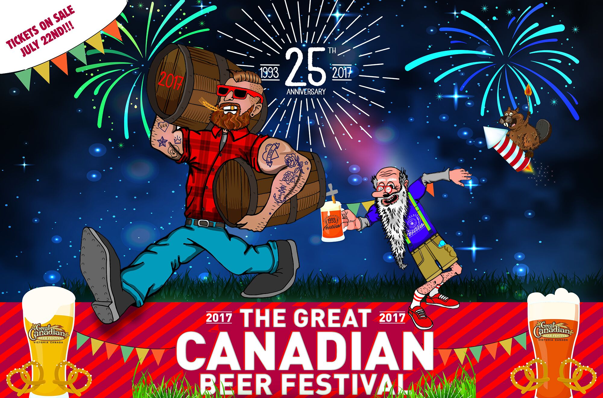 The Great Canadian Beer Festival