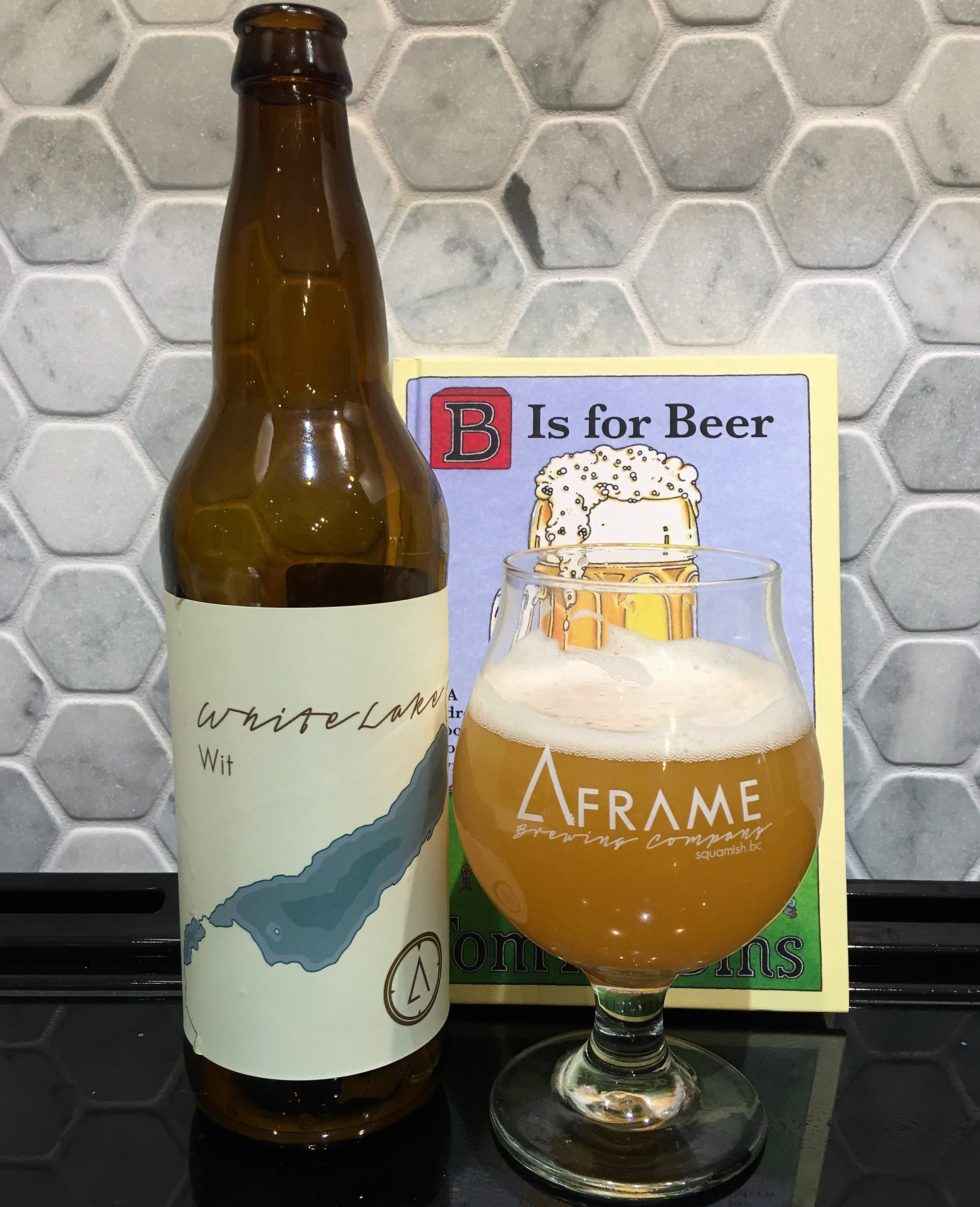 A is for A-Frame and B is for Beer…